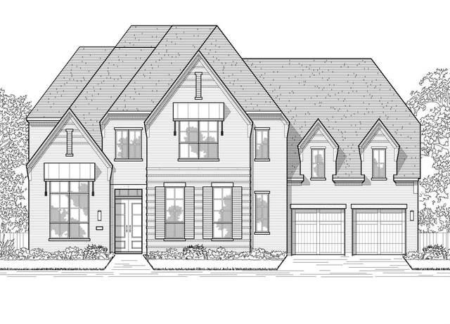2150 Country Brook Lane, Prosper, TX 75078 (MLS #14439439) :: Real Estate By Design