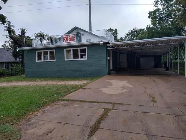 2912 Springdale Road, Fort Worth, TX 76111 (MLS #14439547) :: The Tierny Jordan Network