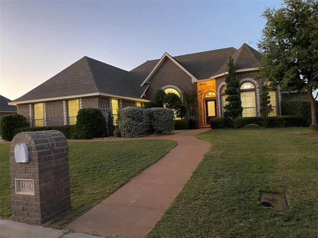 4602 Margaritas, Abilene, TX 79606 (MLS #14439624) :: The Chad Smith Team