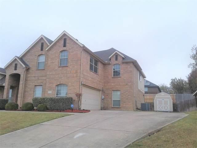 6332 Lakeside Drive, Lake Worth, TX 76135 (MLS #14439774) :: The Rhodes Team