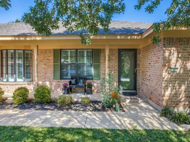 6009 Rayburn Drive, Fort Worth, TX 76133 (MLS #14440034) :: The Mauelshagen Group