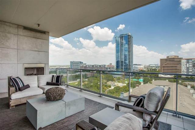 2900 Mckinnon Street #905, Dallas, TX 75201 (MLS #14440189) :: Premier Properties Group of Keller Williams Realty