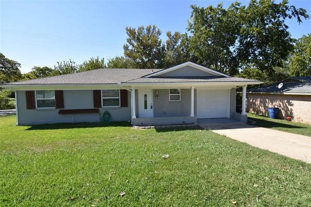 1240 Carla Street, Denison, TX 75020 (MLS #14440211) :: All Cities USA Realty