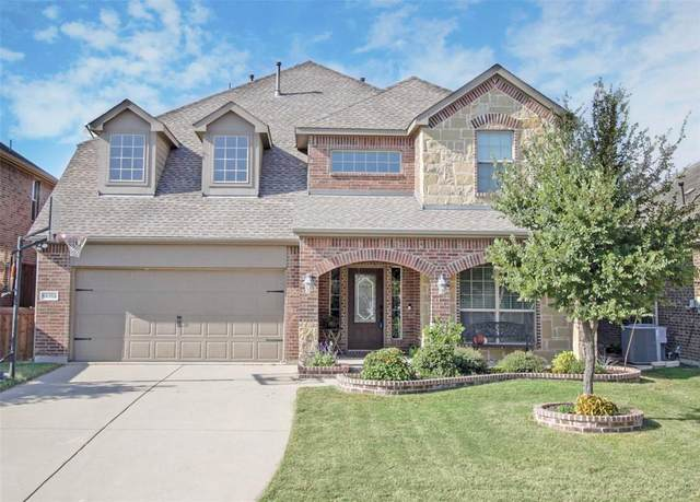 10108 Ransom Ridge Road, Mckinney, TX 75072 (MLS #14440215) :: The Good Home Team