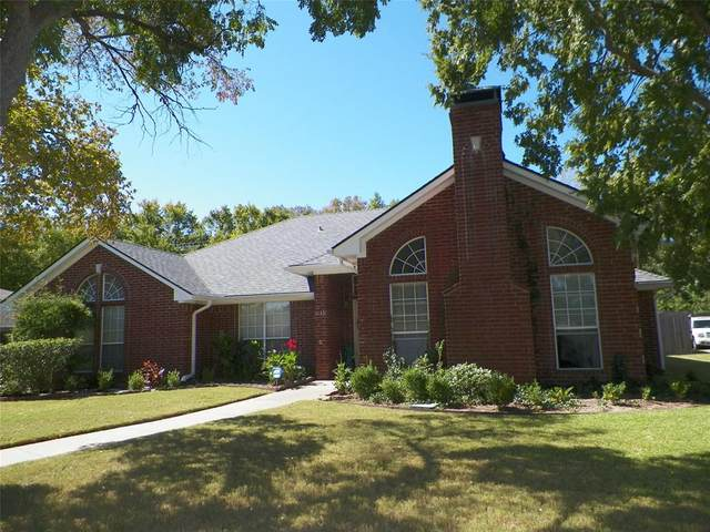 1730 Archer Drive, Sherman, TX 75092 (MLS #14440238) :: The Daniel Team
