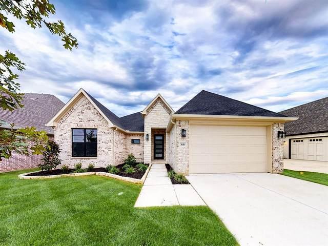 3616 Barber Creek Court, Fort Worth, TX 76244 (MLS #14440360) :: Team Hodnett