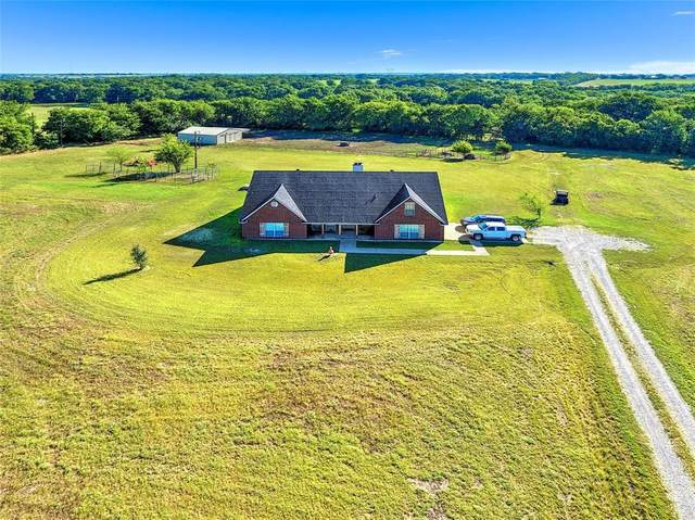 13114 Us Highway 69, Bells, TX 75414 (MLS #14440799) :: The Kimberly Davis Group