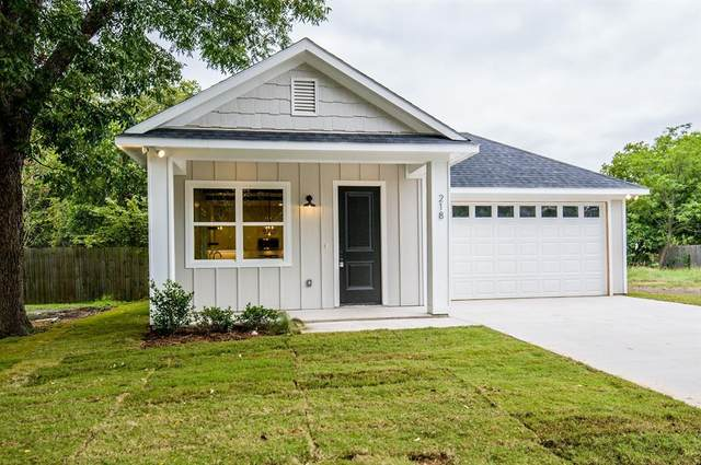 218 Rousseau Street, Waxahachie, TX 75165 (MLS #14440836) :: All Cities USA Realty
