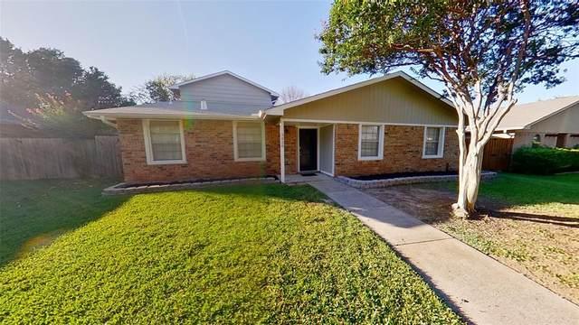 3426 S Columbine Lane, Grand Prairie, TX 75052 (MLS #14440942) :: The Hornburg Real Estate Group