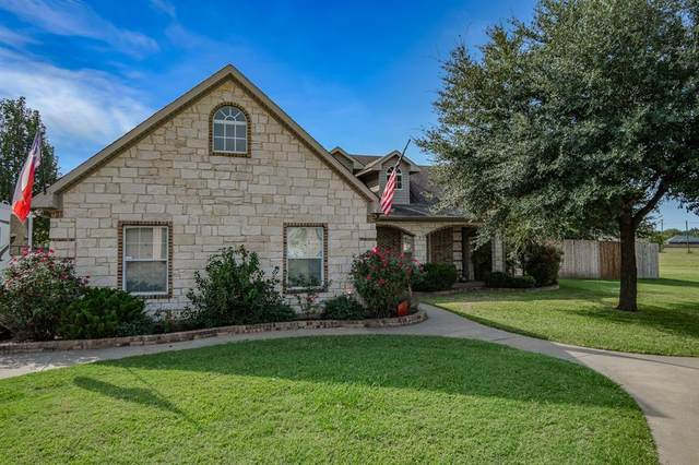 214 S Canton Street, Mabank, TX 75147 (MLS #14441063) :: The Chad Smith Team