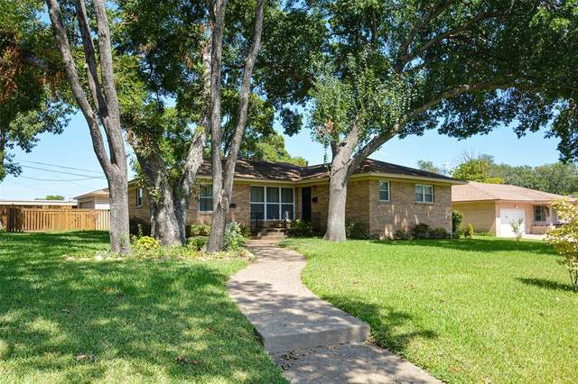 2629 Whitewood Drive, Dallas, TX 75233 (MLS #14441675) :: The Mauelshagen Group