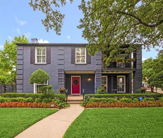 2440 Medford Court E, Fort Worth, TX 76109 (MLS #14441763) :: The Tierny Jordan Network