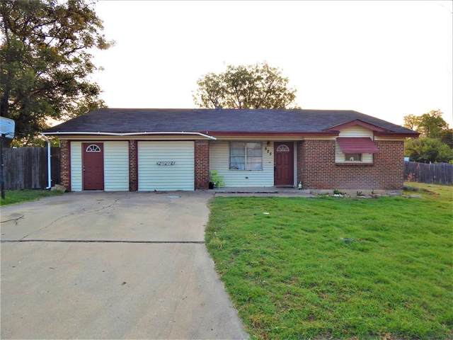 525 Kennedy Street, Clyde, TX 79510 (MLS #14442334) :: The Kimberly Davis Group
