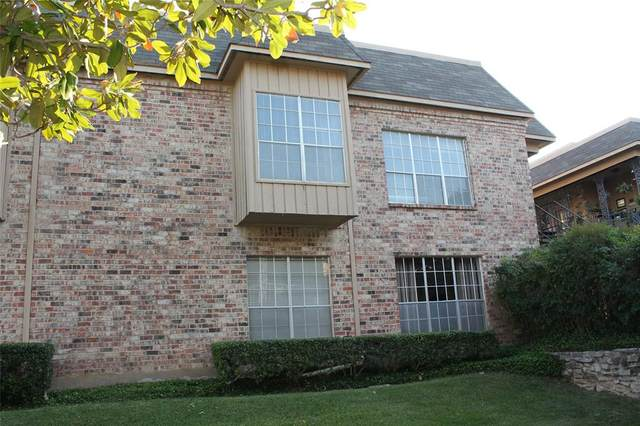 4407 Bellaire Drive S 114S, Fort Worth, TX 76109 (MLS #14442793) :: RE/MAX Pinnacle Group REALTORS