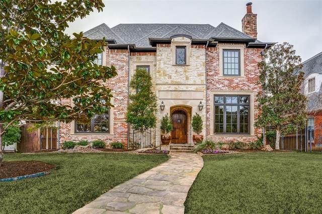4232 Purdue Avenue, University Park, TX 75225 (MLS #14442810) :: RE/MAX Pinnacle Group REALTORS