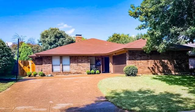 1508 Sunny Glen Street, Fort Worth, TX 76134 (MLS #14443082) :: The Mitchell Group