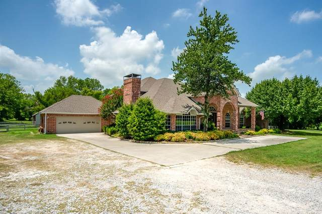 421 Country Club Road, Fairview, TX 75069 (MLS #14443374) :: The Mitchell Group