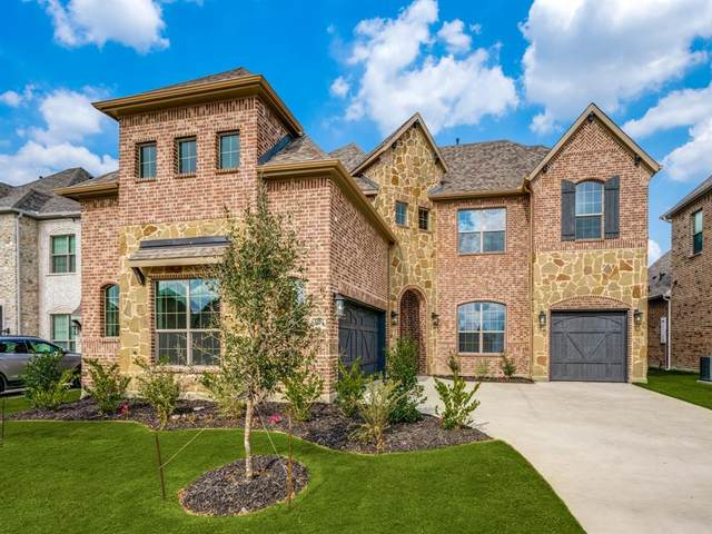 1410 Harvard Drive, Rockwall, TX 75087 (MLS #14443862) :: Real Estate By Design
