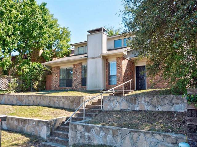 5364 Colony Hill Road, Fort Worth, TX 76112 (MLS #14444100) :: The Hornburg Real Estate Group