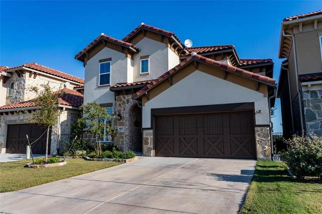 9053 Lakeside Drive, Fort Worth, TX 76179 (MLS #14444123) :: Team Tiller