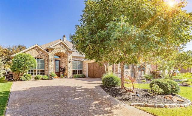 12260 Fairway Meadows Drive, Fort Worth, TX 76179 (MLS #14444428) :: The Chad Smith Team