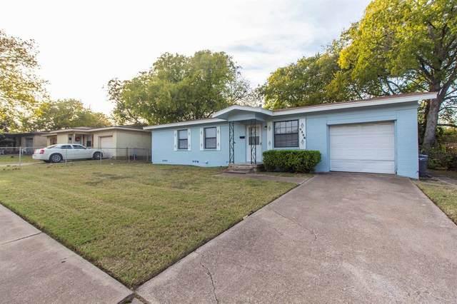 5328 Whitten Street, Fort Worth, TX 76134 (MLS #14444556) :: Robbins Real Estate Group