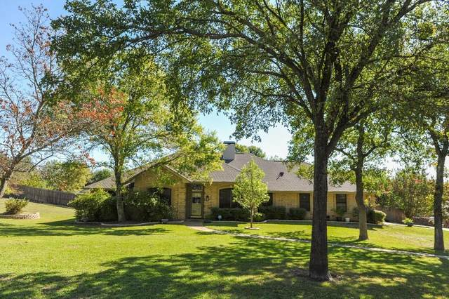 105 Cottonwood Court, Hudson Oaks, TX 76087 (MLS #14445059) :: The Paula Jones Team | RE/MAX of Abilene