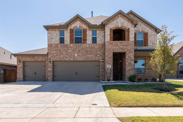 615 Ranchwood Drive, Justin, TX 76247 (MLS #14445304) :: Real Estate By Design