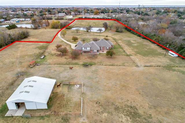 5609 Lyons Road, Garland, TX 75043 (MLS #14445449) :: The Kimberly Davis Group