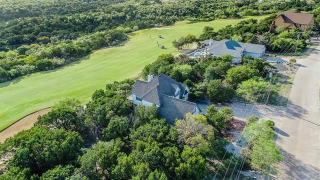 390 Colonial Drive, Possum Kingdom Lake, TX 76449 (MLS #14445558) :: Real Estate By Design