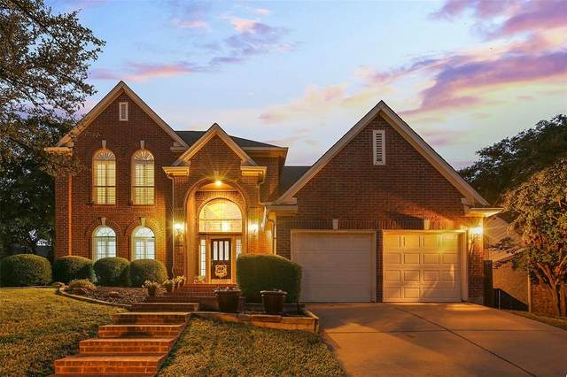 943 Kingwood Circle, Highland Village, TX 75077 (MLS #14445994) :: Real Estate By Design