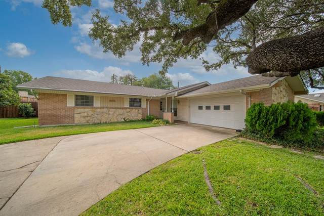 14714 Tanglewood Drive, Farmers Branch, TX 75234 (MLS #14446262) :: The Heyl Group at Keller Williams