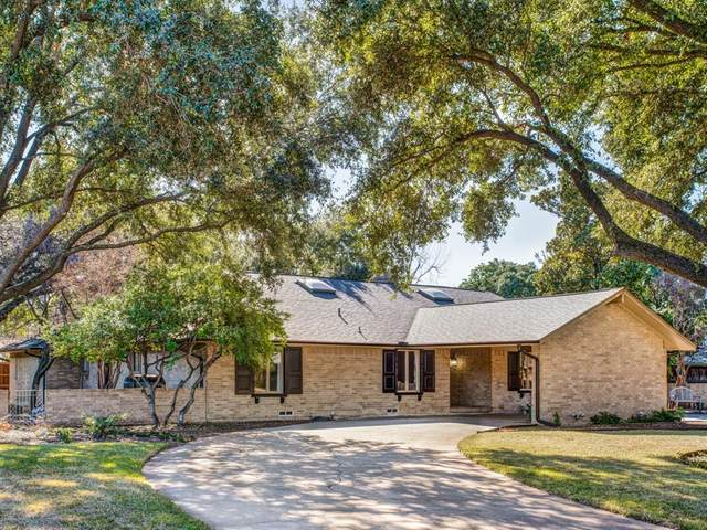 6840 Briar Cove Drive, Dallas, TX 75254 (MLS #14446345) :: The Tierny Jordan Network