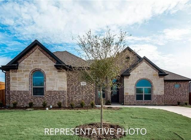 2529 Pinyon Hills Court, Burleson, TX 76028 (MLS #14446346) :: The Mauelshagen Group