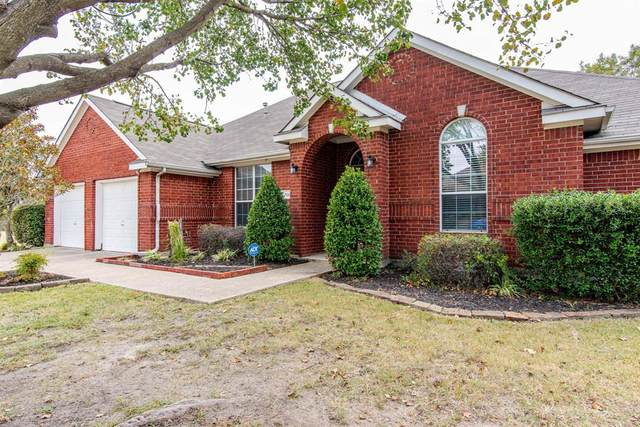201 Lakewood Trail, Forney, TX 75126 (MLS #14447078) :: All Cities USA Realty