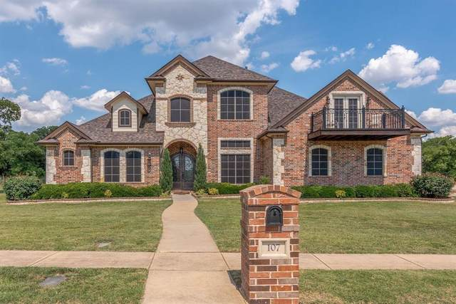 107 Walnut Creek Lane, Boyd, TX 76023 (MLS #14447357) :: ACR- ANN CARR REALTORS®
