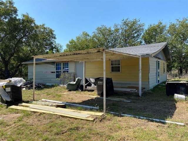 315 Smallwood Street, Ranger, TX 76470 (MLS #14447638) :: The Tierny Jordan Network