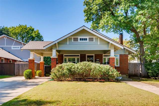 1204 Virginia Place, Fort Worth, TX 76107 (MLS #14447784) :: The Hornburg Real Estate Group