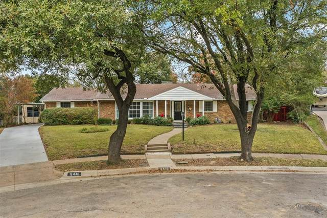 11430 Cherry Ridge Court, Dallas, TX 75229 (MLS #14447884) :: The Tierny Jordan Network