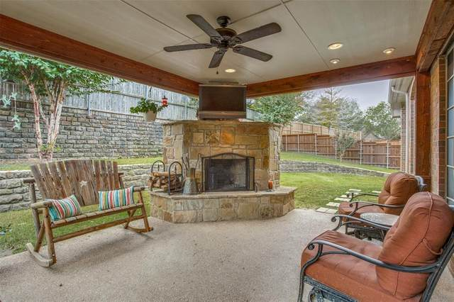 2717 Lakesedge Drive, Mckinney, TX 75072 (MLS #14448087) :: The Mauelshagen Group
