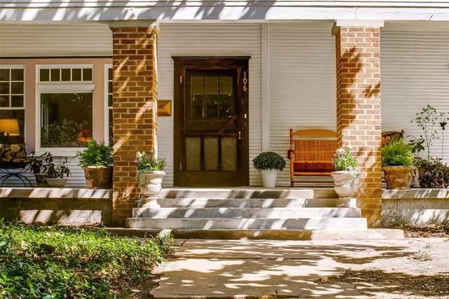 106 N Edgefield Avenue, Dallas, TX 75208 (MLS #14448388) :: Robbins Real Estate Group