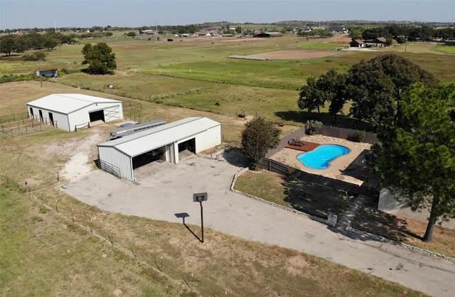 8656 Old Brock Road, Brock, TX 76087 (MLS #14448465) :: Real Estate By Design