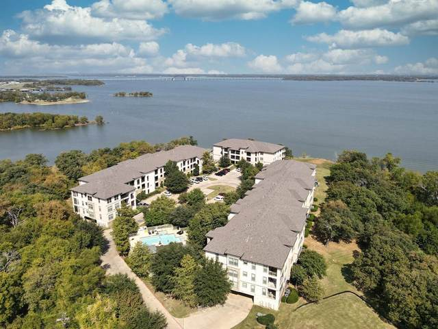 500 Waters Edge Drive #323, Lake Dallas, TX 75065 (MLS #14448526) :: Team Hodnett