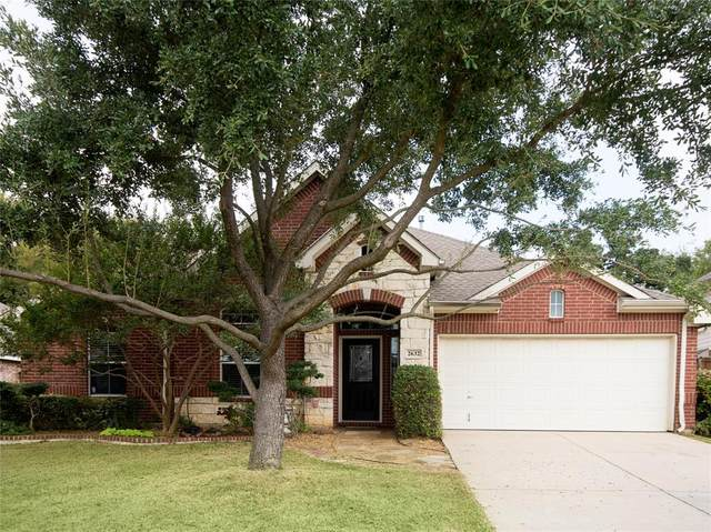 2632 Goodnight Trail, Mansfield, TX 76063 (MLS #14448890) :: All Cities USA Realty