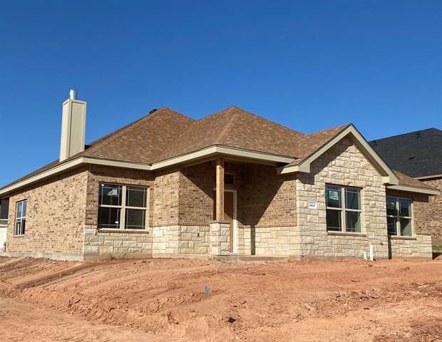 4034 Forrest Creek Court, Abilene, TX 79606 (MLS #14448899) :: The Tierny Jordan Network