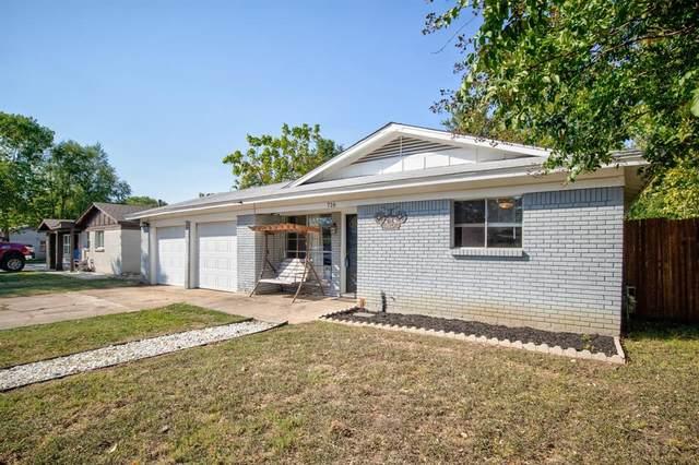 716 Vaughn Avenue, Everman, TX 76140 (MLS #14449055) :: Robbins Real Estate Group