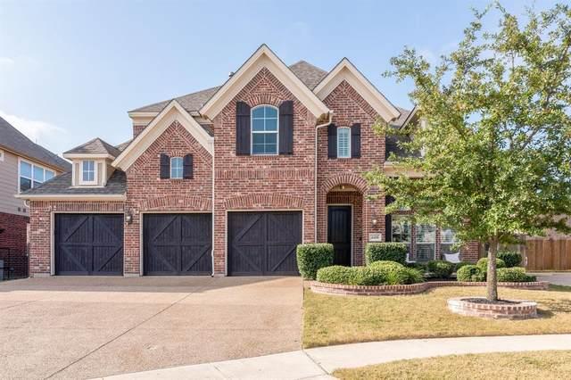 4408 Cirrus Lane, Fort Worth, TX 76262 (MLS #14449417) :: The Mauelshagen Group
