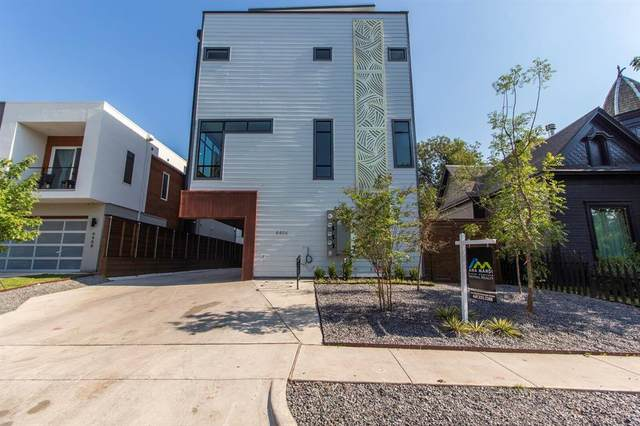 4406 Munger Avenue #1, Dallas, TX 75204 (MLS #14449696) :: Maegan Brest | Keller Williams Realty