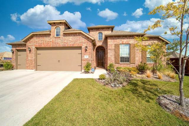 9517 Voyager Vista, Oak Point, TX 75068 (MLS #14450248) :: The Mauelshagen Group