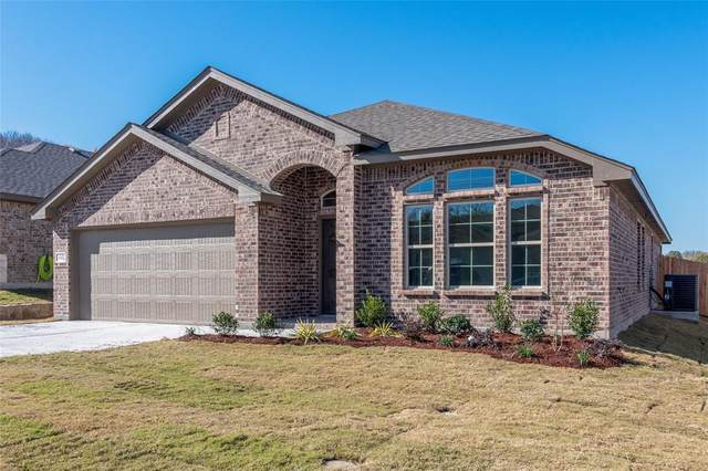 112 Wilson Cliff Drive, White Settlement, TX 76108 (MLS #14450990) :: The Tierny Jordan Network